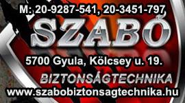 Szabó Biztonságszolgáltató Kft.