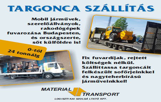 MATERIAL TRANSPORT Kft.